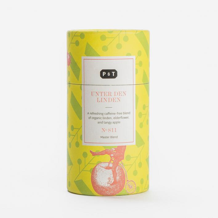 P & T - Paper & Tea Unter den Linden No. 818 - Lime Tree Blossoms, Apple Bits, Elderflowers