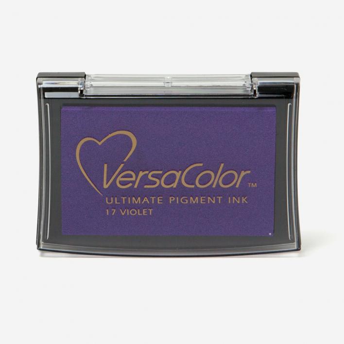 Tsukineko Versacolor Violet Ink Pad