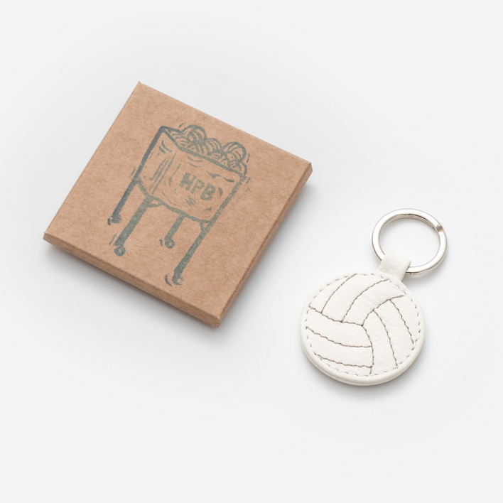 Herr Pong Volleyball Key Hanger