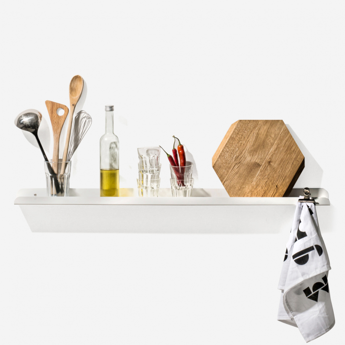 Weld & Co Rack Solid 03 - White
