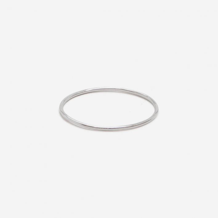 Saskia Diez Wire Ring - Silber 925 50