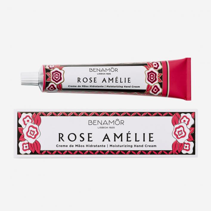 Benamôr Rose Amélie Handcreme 50ml