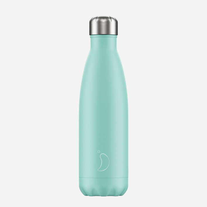 Chilly's Drinking Bottle Pastel Green 500ml