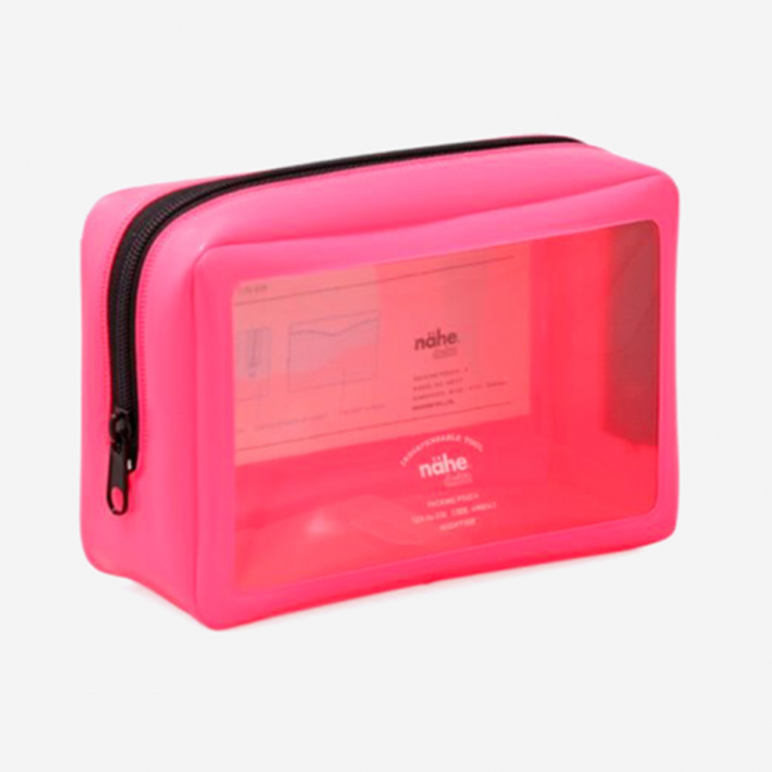 Nähe Packing Pouch - S Neon Pink
