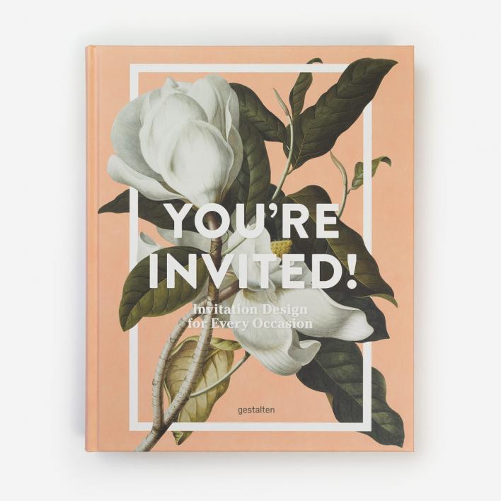 Gestalten You're Invited - Invitation Design