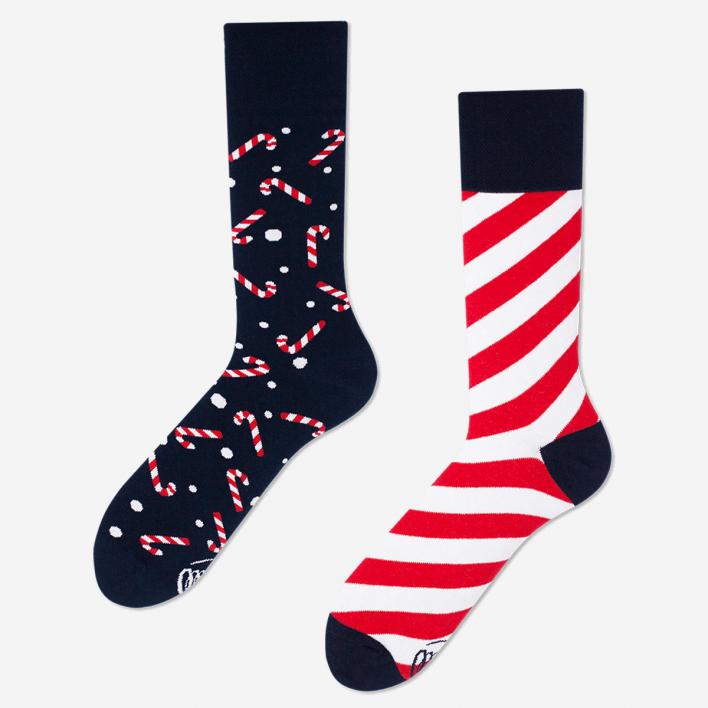 Many Mornings Sweet X-mas Socks 39-42 39-42