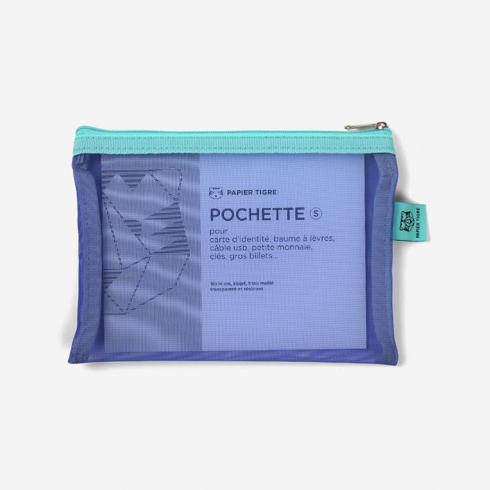 Papier Tigre Pocket Small Blue