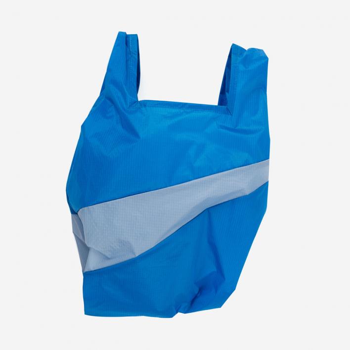 Susan Bijl The New Shoppingbag M Aqua & Git