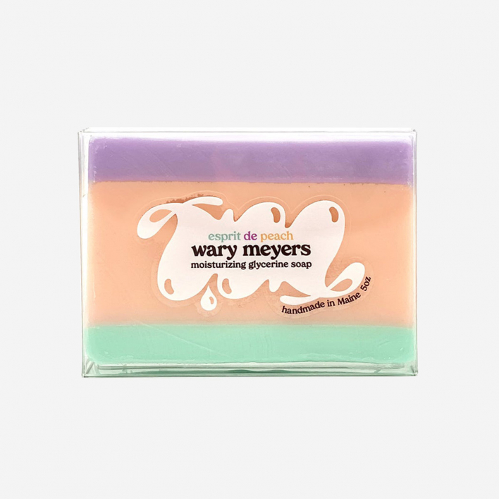 Wary Meyers Esprit de Peach Seife