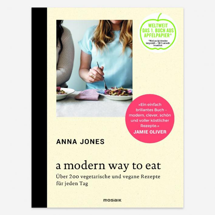 Random House A Modern Way to Eat. Über 200 vegetarische und vegane Rezepte für jeden Tag. Book
