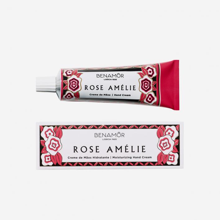 Benamôr Rose Amélie Handcreme 30ml