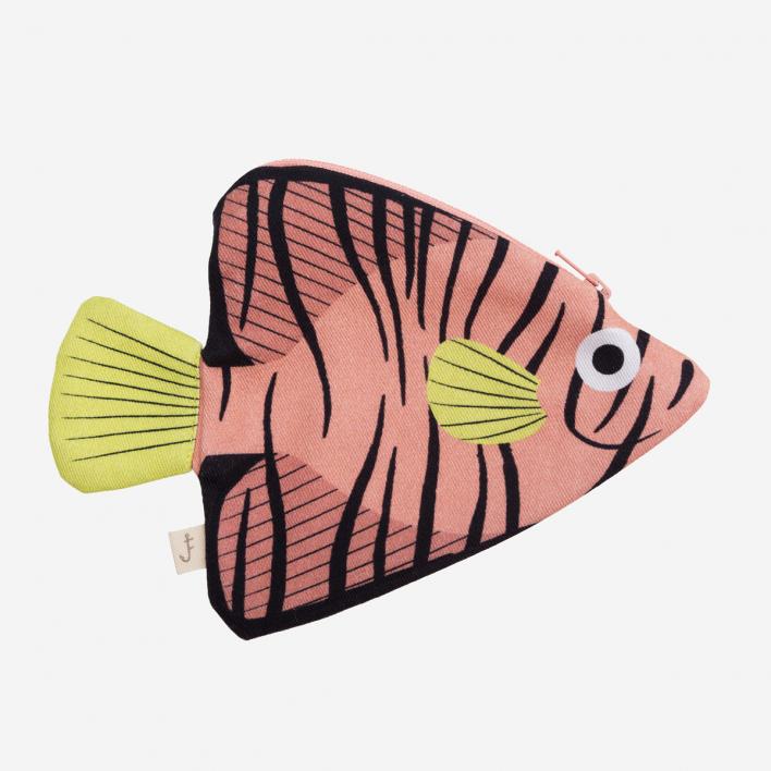 Don Fisher Australia Batfish Pink - Etui