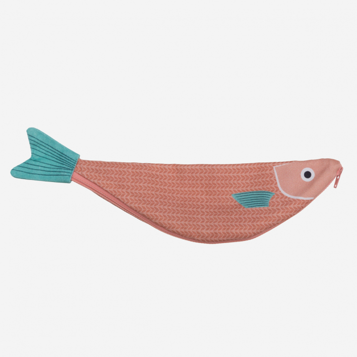 Don Fisher Mediterranean Mulletfish - Case