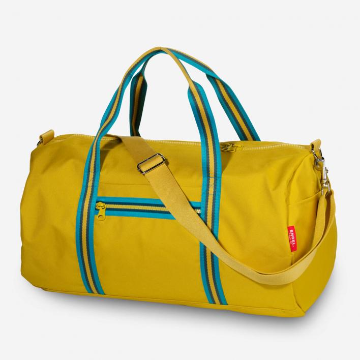 Engel Zipper 2.0 Mustard – Weekender / Gym Bag