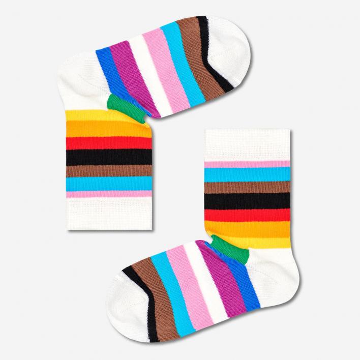 Happy Socks Kids Pride Stripe Socken 12-24 Monate