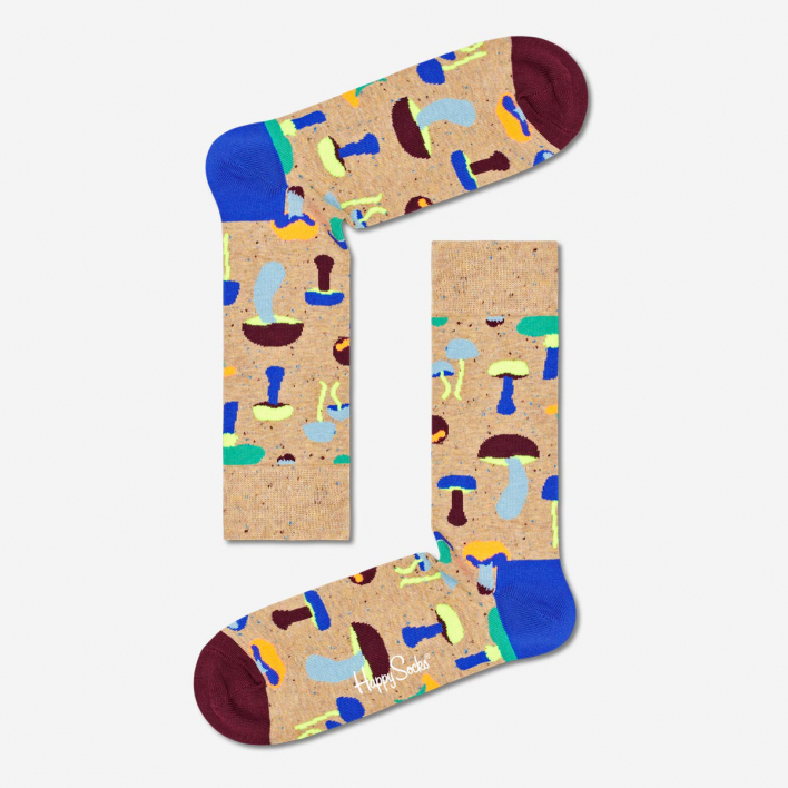 Happy Socks Mushroom Socks 36-40 36-40