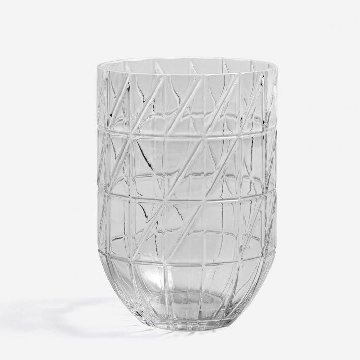 HAY Colour Vase - L Transparent