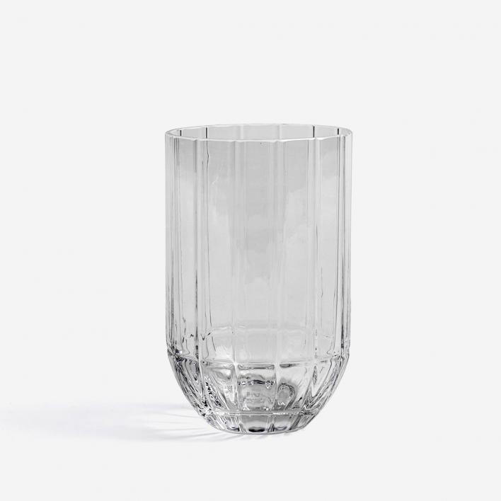 HAY Colour Vase - M Transparent