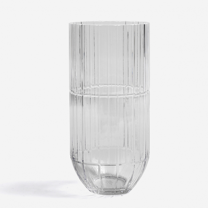 HAY Colour Vase - XL Transparent