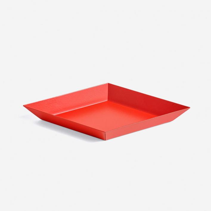 HAY Kaleido Tray XS Red