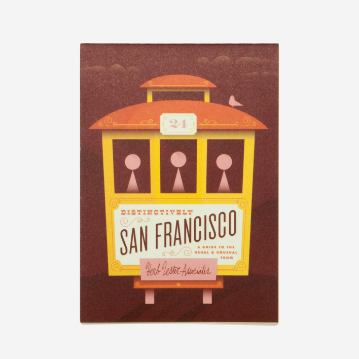 Herb Lester Associates Distinctively San Francisco City Guide