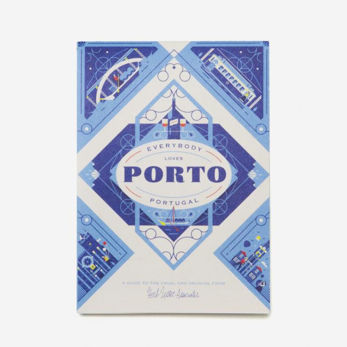Herb Lester Associates Everybody Loves Porto City Guide
