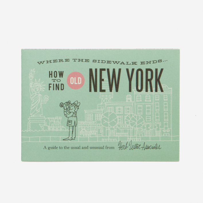 Herb Lester Associates How To Find Old New York City Guide