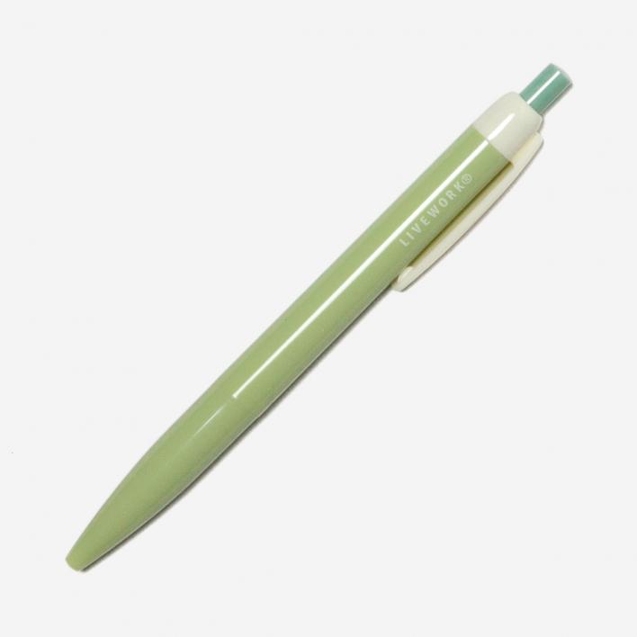 Livework Point Pen Grass Green