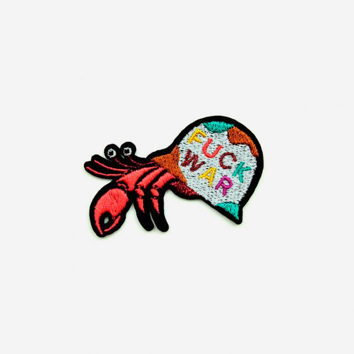 Macon & Lesquoy Repair Patch Hermit Crab