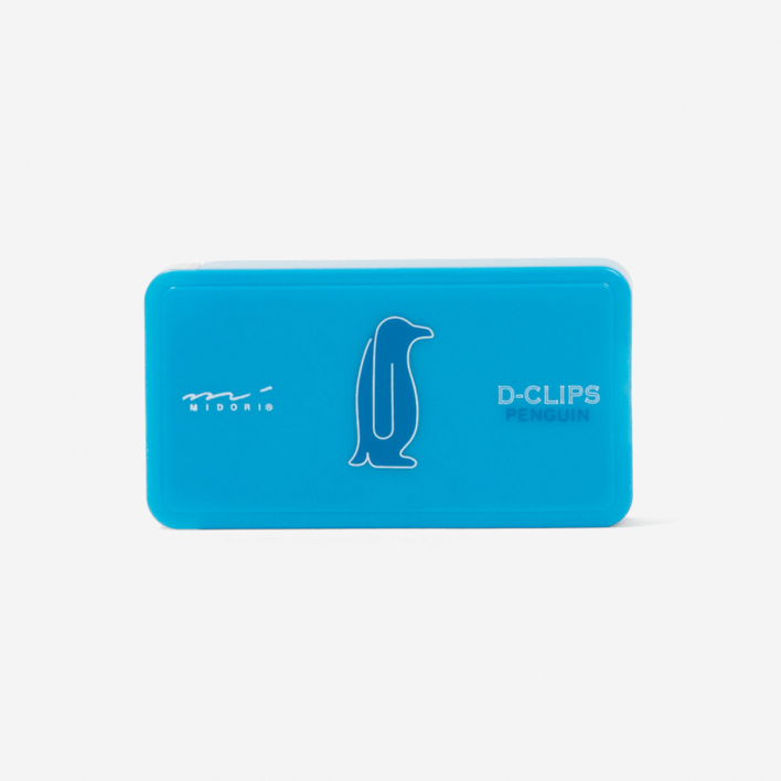 Midori Penguin - D-Clips
