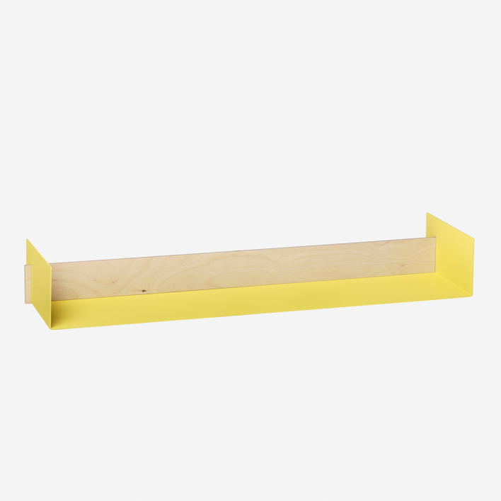 NakNak Wandregal Beam - Yellow Large