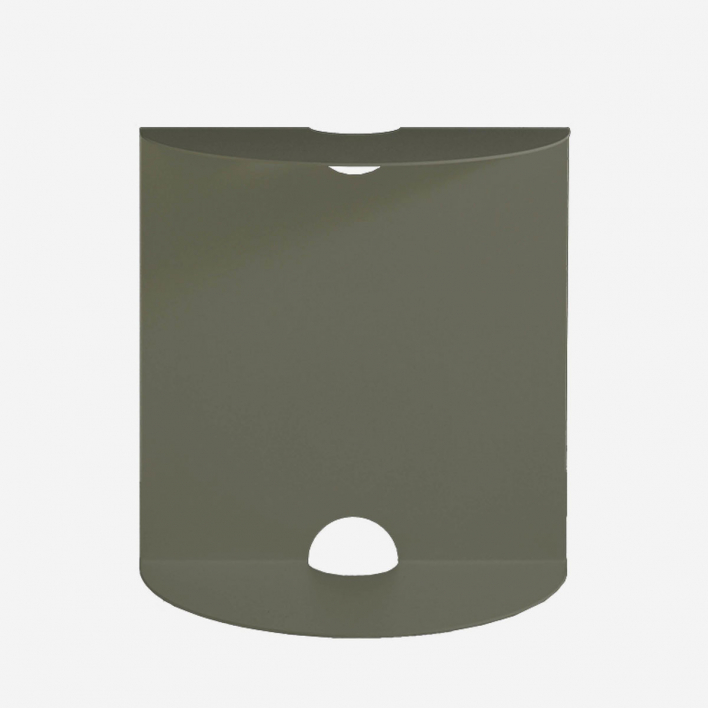 objekte unserer tage WEBER Side Table Olive Olive