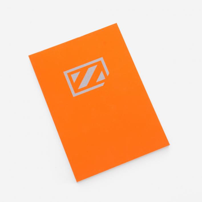 Paperways Daily Journal Orange Kalender
