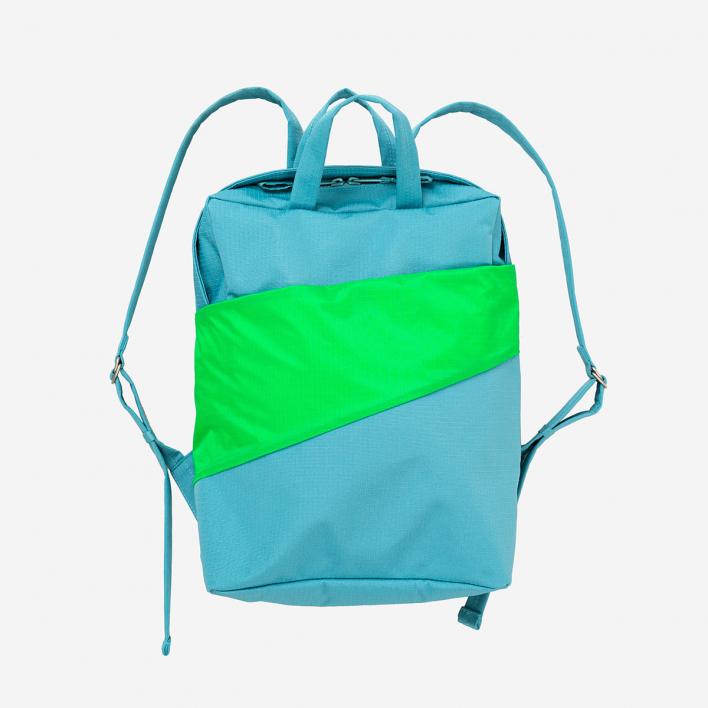 Susan Bijl The New Backpack Concept & Greenscreen