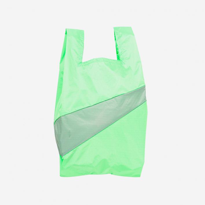 Susan Bijl The New Shoppingbag M Error & Grey