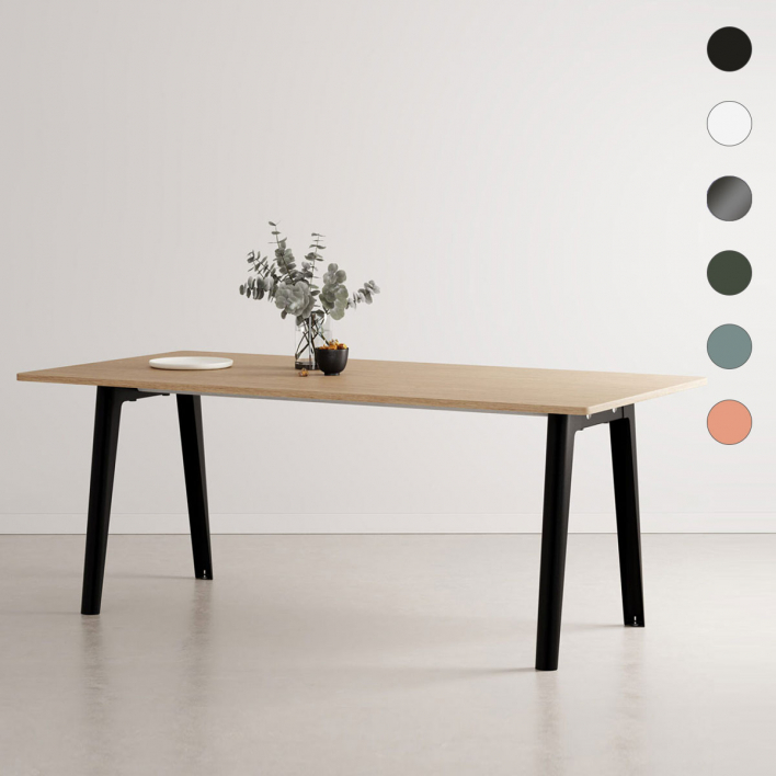 Tiptoe NEW MODERN Dining Table – eco-certified wood