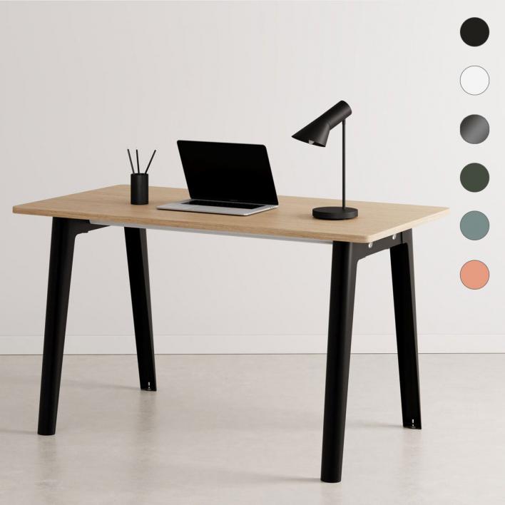 Tiptoe NEW MODERN Desk – Schreibtisch mit öko-zertifizierter Holzoberfläche