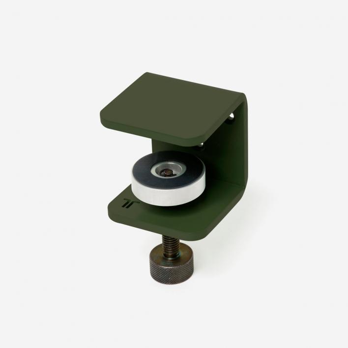 Tiptoe Solid Oak Shelf 90 × 20 cm Rosemary Green 90 × 20 cm | Rosemary Green