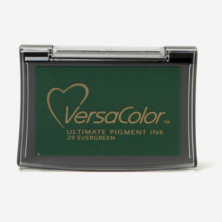 Tsukineko Versacolor Evergreen Ink Pad