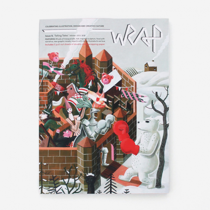 Wrap Magazine WRAP Magazine Issue 9