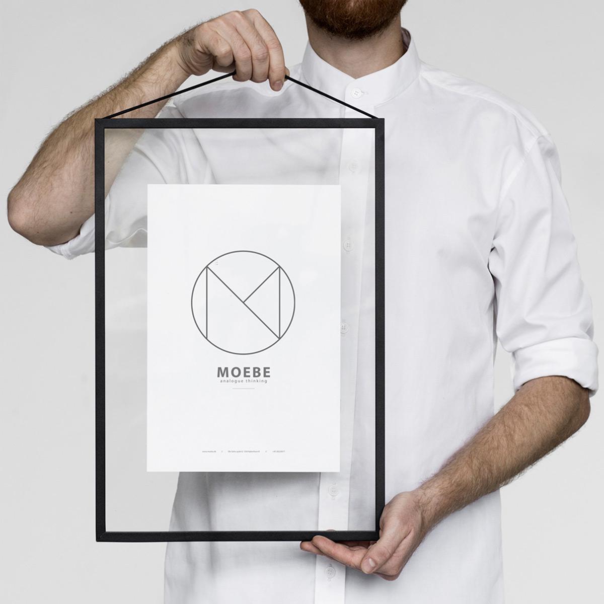 rikiki grafik produkt black frame bilderrahmen a3. Black Bedroom Furniture Sets. Home Design Ideas