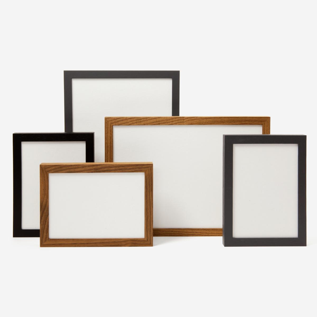 rikiki. grafik & produkt ·   Bilderrahmen Weiss 13 × 18 cm