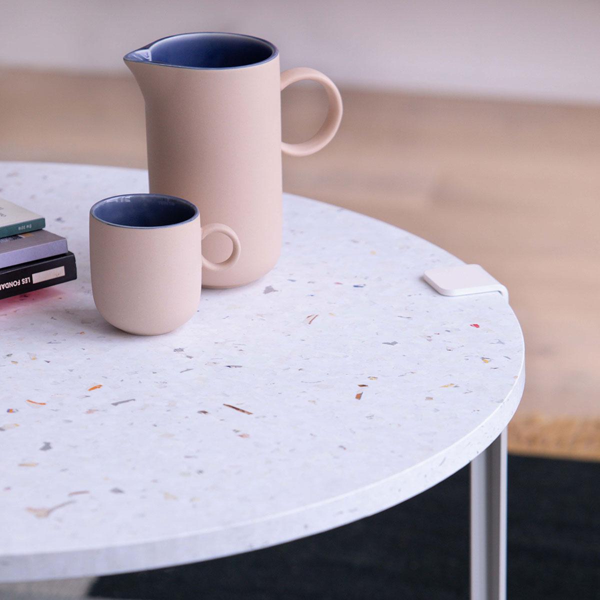 - Rikiki. Grafik & Produkt VENEZIA Recycled Plastic Coffee Table