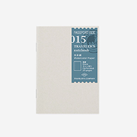 015. Watercolor Paper Refill Passport Size>     </noscript> </div>          <div class=