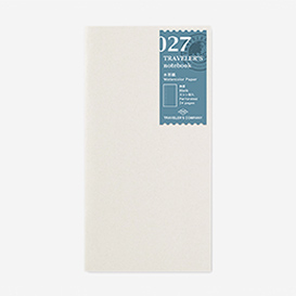 027. Watercolor Paper Refill>     </noscript> </div>          <div class=
