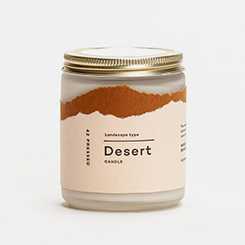 Desert Candle – Scented Candle 198g>     </noscript> </div>          <div class=