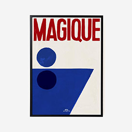 A Splash Of Magique Print - A3>     </noscript> </div>          <div class=