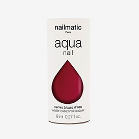 Aqua Heather - Raspberry Pink Waterbased Nail Polsih>     </noscript> </div>          <div class=