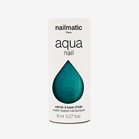 Aqua Holly - Emerald Green Shimmer Waterbased Nagellack>     </noscript> </div>          <div class=