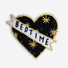 Bedtime Patch with adhesive Backing>     </noscript> </div>          <div class=
